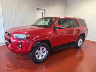Used 2017 Toyota 4Runner SR5 4X4 for sale in Pembroke, ON