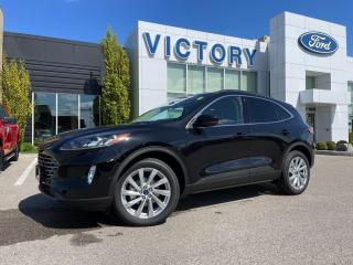 New 2021 Ford Escape Titanium Hybrid for sale in Chatham, ON