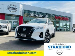 New 2021 Nissan Kicks SV for sale in Stratford, ON