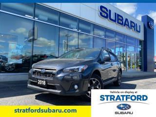 Used 2018 Subaru XV Crosstrek Sport|Eyesight for sale in Stratford, ON