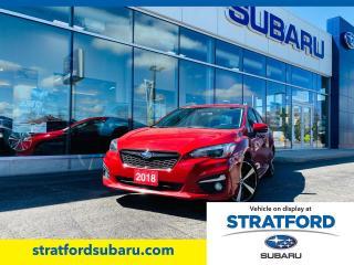 Used 2018 Subaru Impreza for sale in Stratford, ON