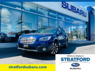 Used 2017 Subaru Outback LIMITED for sale in Stratford, ON