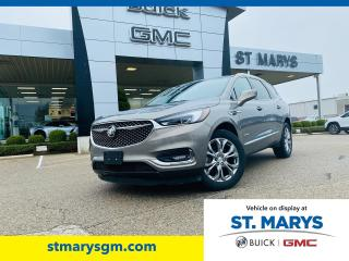 Used 2019 Buick Enclave Avenir AWD for sale in St. Marys, ON