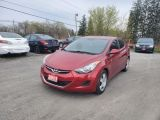 Photo of Red 2011 Hyundai Elantra