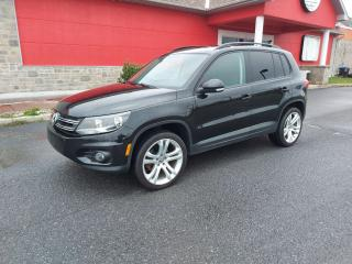 Used 2015 Volkswagen Tiguan COMFORTLINE for sale in Cornwall, ON