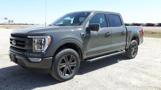 New 2021 Ford F-150 Lariat for sale in Elie, MB
