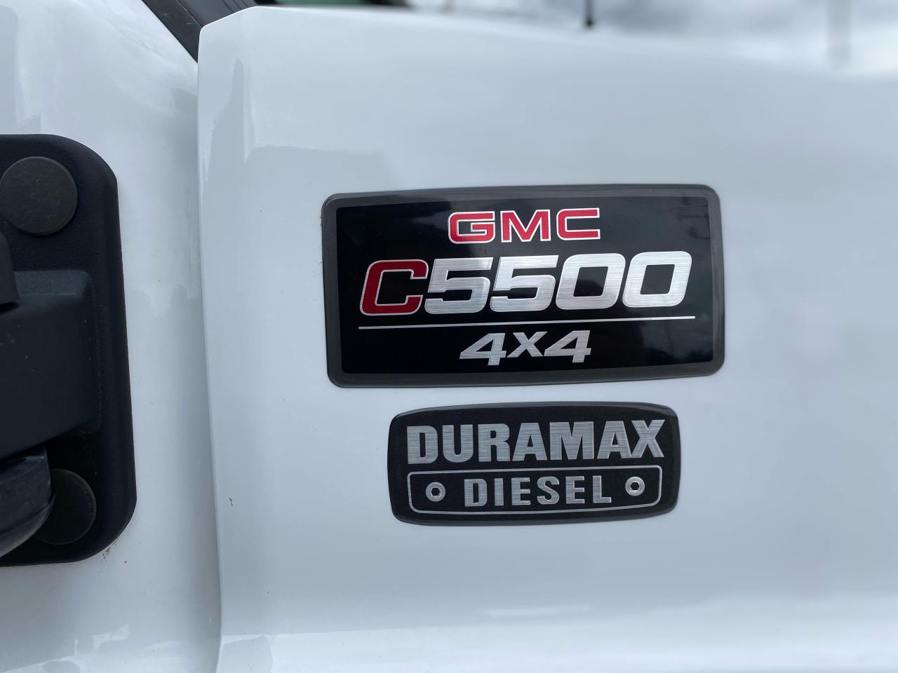 2007 GMC C5500