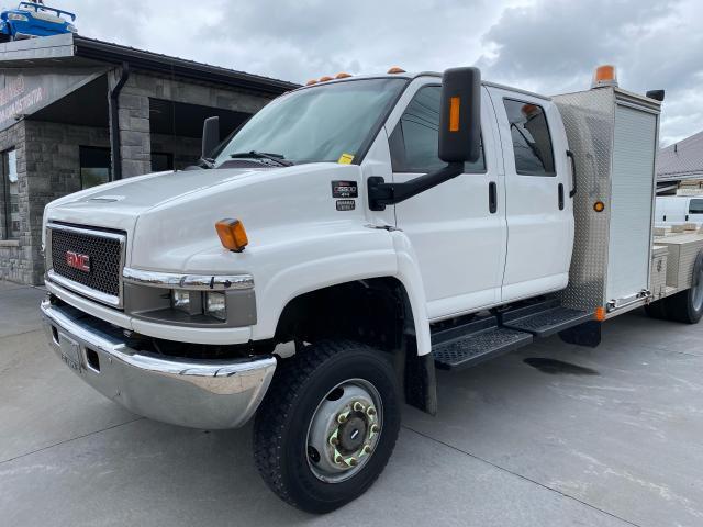 2007 GMC C5500 4x4 Duramax Diesel