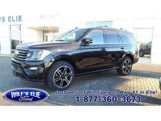 New 2021 Ford Expedition Limited  for sale in Elie, MB
