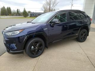 New 2021 Toyota RAV4 Hybrid XSE Technology Package for sale in North Temiskaming Shores, ON