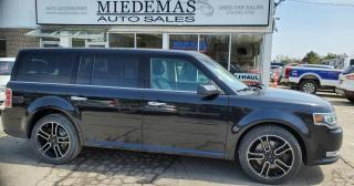 Used 2015 Ford Flex limited for sale in Mono, ON