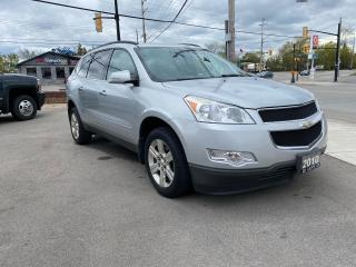Used 2010 Chevrolet Traverse LT for sale in Jarvis, ON
