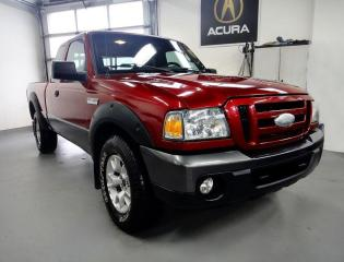 Used 2009 Ford Ranger FX-OFF ROAD,VERY WELL MAINTAIN,NO RUST,4X4 for sale in North York, ON