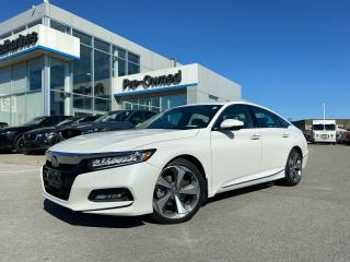 Used 2018 Honda Accord Touring 2.0T for sale in St Catharines, ON