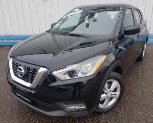 Used 2019 Nissan Kicks S *ONLY 7,000 KM* for sale in Kitchener, ON