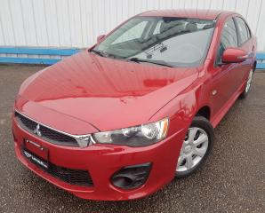 Used 2016 Mitsubishi Lancer ES *HEATED SEATS* for sale in Kitchener, ON