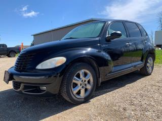 Used 2005 Chrysler PT Cruiser Touring Edition for sale in Harriston, ON