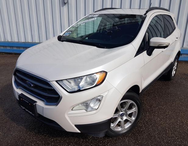 2018 Ford EcoSport SE 4WD *NAVIGATION-SUNROOF*