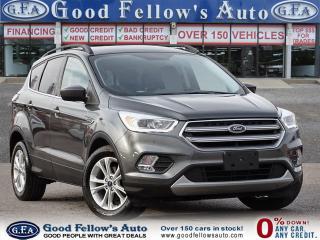 Used 2017 Ford Escape SE MODEL, NAVIGATION, BACKUP CAMERA, APPLE CARPLAY for sale in Toronto, ON