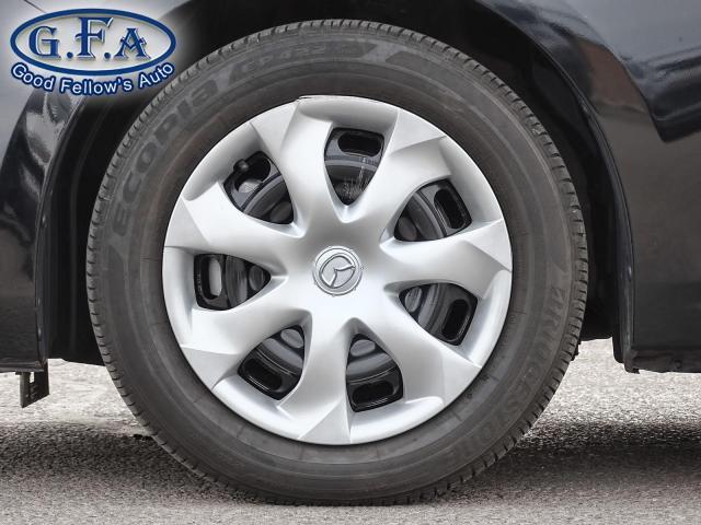 2018 Mazda MAZDA3 GX MODEL, LDW, RAIN SENSOR, REARVIEW CAMERA