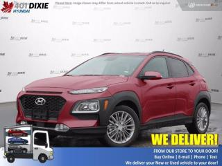 New 2021 Hyundai KONA LUXURY for sale in Mississauga, ON