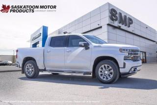 New 2021 Chevrolet Silverado 1500 High Country for sale in Saskatoon, SK