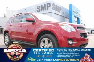 Used 2014 Chevrolet Equinox LT - AWD, V6, Heated Seats, Remote Start, Tow Pkg for sale in Saskatoon, SK
