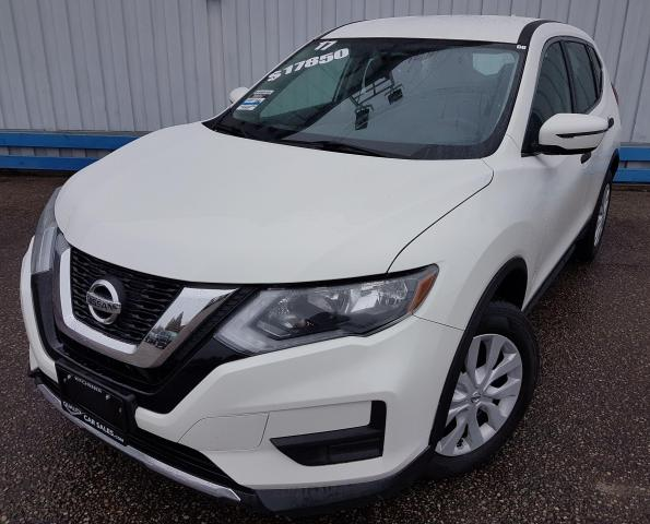 2017 Nissan Rogue S AWD *HEATED SEATS*