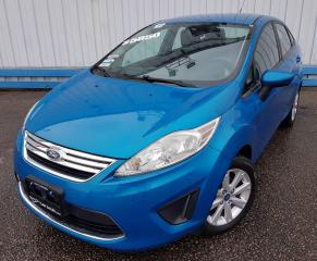 Used 2012 Ford Fiesta SE *AUTOMATIC* for sale in Kitchener, ON