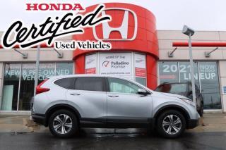 Used 2018 Honda CR-V LX - HONDA CERTIFIED - RATES STARTING @ 3.69% OAC for sale in Sudbury, ON