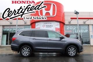 Used 2020 Honda Pilot EX-L NAVI - HONDA CERTIFIED - RATES STARTING @ 3.69% - for sale in Sudbury, ON