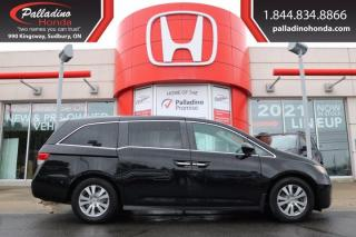 Used 2017 Honda Odyssey EX - NEW FRONT AND REAR BRAKES - for sale in Sudbury, ON