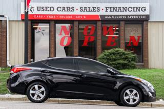 Used 2013 Hyundai Elantra GLS | Auto | Sunroof | Bluetooth | Alloys | Tinted for sale in Oshawa, ON