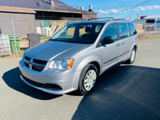 Used 2015 Dodge Grand Caravan Canada Value Package Only $95 Dollars Bi- Weekly! for sale in Truro, NS