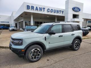 New 2021 Ford Bronco Sport BIG BEND for sale in Brantford, ON