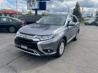 Used 2020 Mitsubishi Outlander EX for sale in Brantford, ON