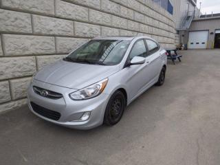 Used 2017 Hyundai Accent SE $51/wk Taxes Incl $0 Down for sale in Fredericton, NB
