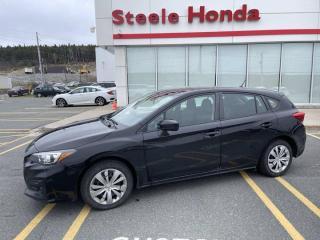 Used 2017 Subaru Impreza CONVENIENCE for sale in St. John's, NL