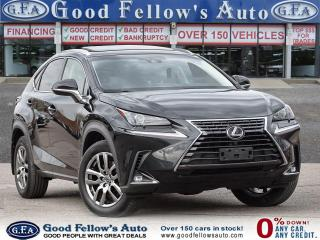 Used 2018 Lexus NX PREMIUM, LEATHER SEATS, SUNROOF, HEATED SEATS for sale in Toronto, ON
