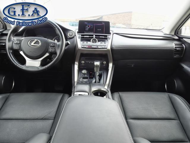 2018 Lexus NX PREMIUM, LEATHER SEATS, SUNROOF, HEATED SEATS, LDW