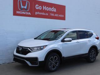 New 2021 Honda CR-V EX-L for sale in Edmonton, AB