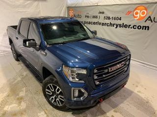 Used 2019 GMC Sierra 1500 AT4 for sale in Peace River, AB