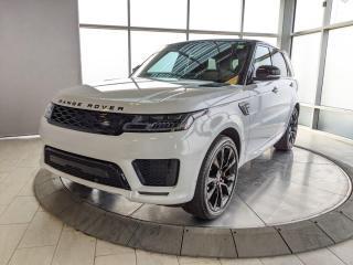 New 2021 Land Rover Range Rover Sport HST for sale in Edmonton, AB