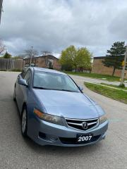 Used 2007 Acura TSX for sale in Cambridge, ON