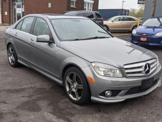 Used 2010 Mercedes-Benz C-Class C 300 for sale in Waterloo, ON