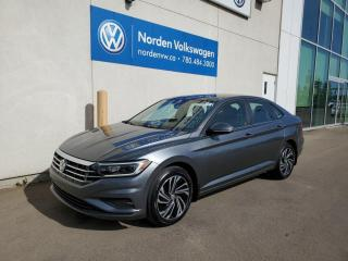 Used 2019 Volkswagen Jetta EXECLINE - DRIVERS ASSIST PKG / LOADED / VW CERTIFIED! for sale in Edmonton, AB