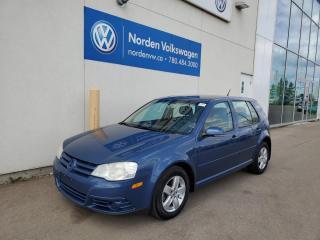 Used 2008 Volkswagen City Golf CITY GOLF 5SPD M/T for sale in Edmonton, AB