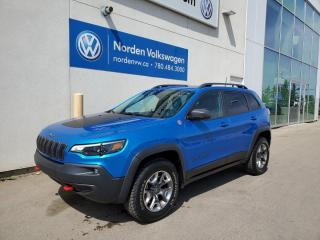 Used 2019 Jeep Cherokee Trailhawk Elite for sale in Edmonton, AB