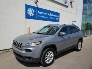 Used 2015 Jeep Cherokee NORTH 4WD - HTD SEATS / PWR PKG / REMOTE START for sale in Edmonton, AB
