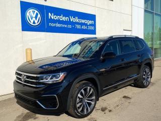 New 2021 Volkswagen Atlas EXECLINE for sale in Edmonton, AB